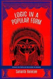 Logic in a Popular Form by Sumanta Banerjee