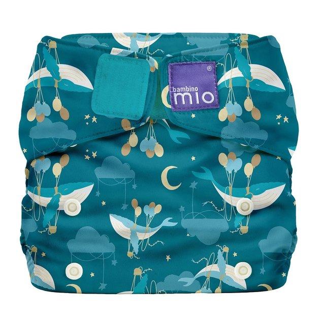 Bambino Mio: Miosolo All-in-One Nappy - Sail Away