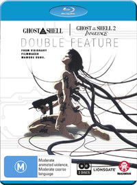 Ghost In The Shell Movie Collection on Blu-ray
