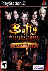 Buffy the Vampire Slayer: Chaos Bleeds for PS2