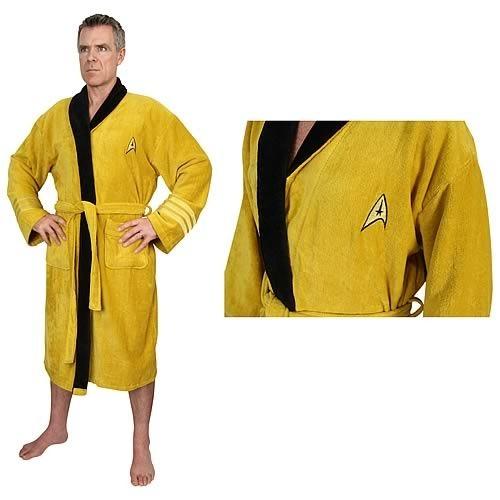 Star Trek Mens Dressing Gown | Men\'s | at Mighty Ape Australia