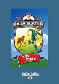 Try Time: Billy Slater Book 1 by Nahum Ziersch