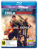 Edge of Tomorrow (Blu-ray/Ultraviolet) on Blu-ray