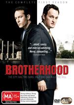 Brotherhood - Complete Season 1 (4 Disc Set) on DVD