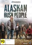 Alaskan Bush People: Season 3 - Collection 1 on DVD