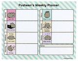Pusheen - Weekly Planner