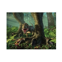 3D LiveLife Poster: Wee Rex