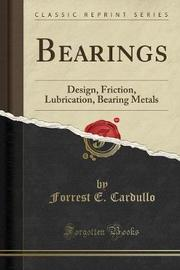 Bearings by Forrest E Cardullo