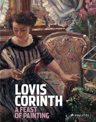 Lovis Corinth: A Feast of Painting by Agnes Husslein-Arco image