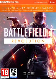 Battlefield 1 Revolution Edition for PC Games