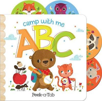 Camp with Me ABCs by Rufus Downy
