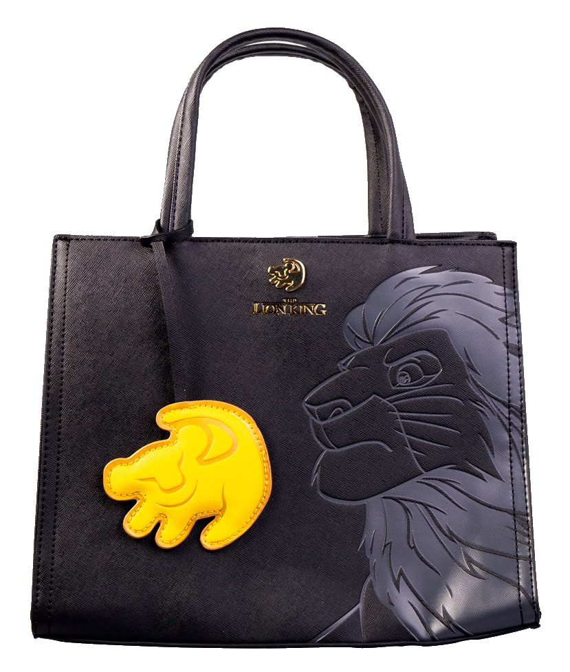 6bf51955640 Loungefly  Disney Simba Embossed - Tote Bag image ...