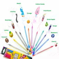 Crayola: Silly Scents - Twistables Pencils Set (12-Pack) image