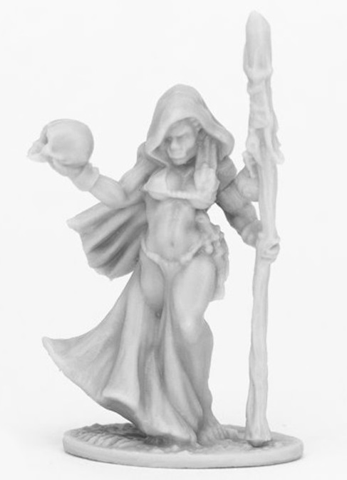 Dark Heaven: Bones Black - Jade Fire Shaman