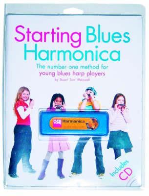 Starting Blues Harmonica Pack image