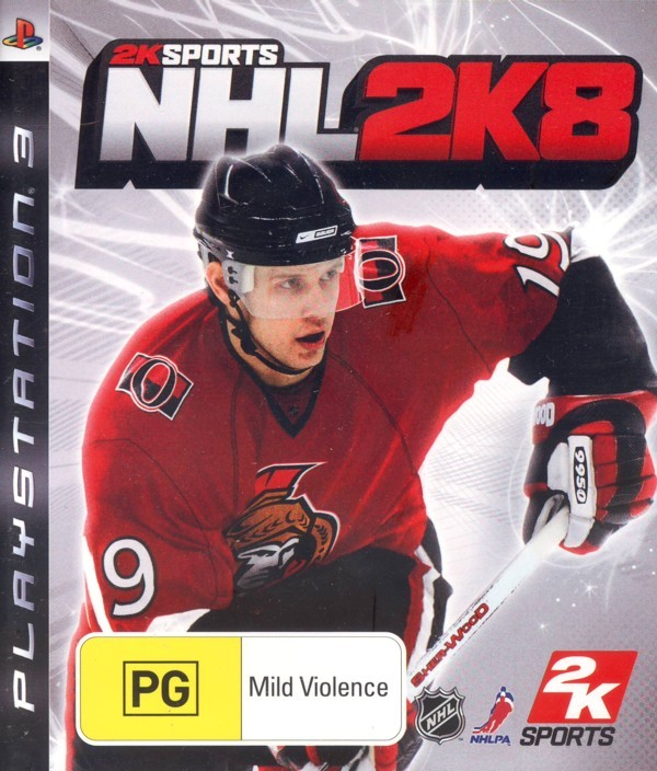 NHL 2K8 for PS3
