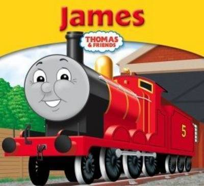 Thomas Library: James by (delete) Awdry