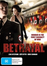 Betrayal on DVD