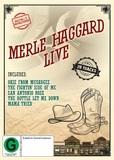 Merle Haggard Live DVD by Merle Haggard