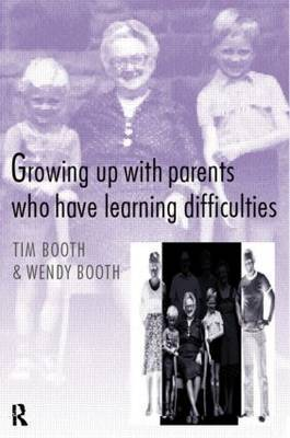 Growing up with Parents who have Learning Difficulties by Tim Booth image