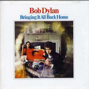 Bringing It All Back Home by Bob Dylan image