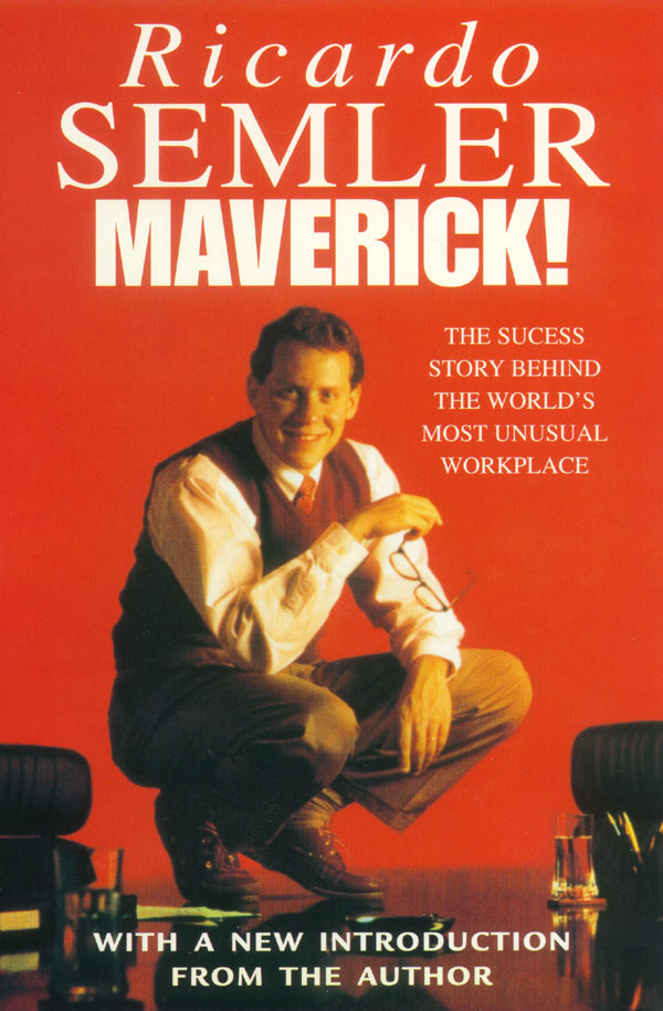 Maverick by Ricardo Semler image