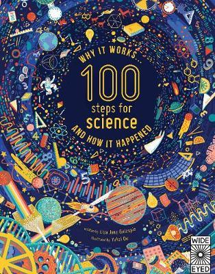 100 Steps for Science by Lisa Jane Gillespie image