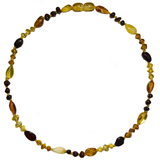 Bammeado Child Necklace Bud Bean - Mixed (37cm)