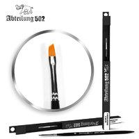 Abteilung Paint - Angular Brush 8