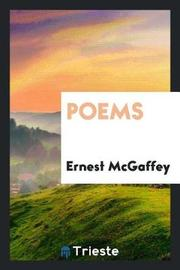 Poems by Ernest McGaffey image