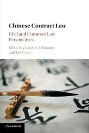 Chinese Contract Law