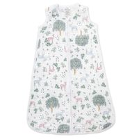 Aden + Anais: Classic Muslin Sleeping Bag - Forest Fantasy - Deer (Small)