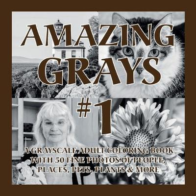 Amazing Grays #1 by Islander Coloring