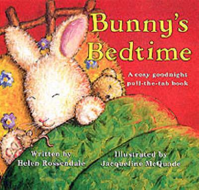 Bunny's Bedtime by Helen Rossendale image
