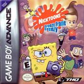 Nicktoons: Freeze Frame Frenzy for Game Boy Advance