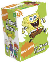 Nickelodeon 10 Great PC Games Pack for PC