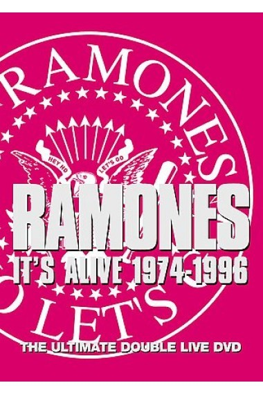 Ramones - It's Alive: 1974-1996 - Limited Edition (2 Disc Set) on DVD