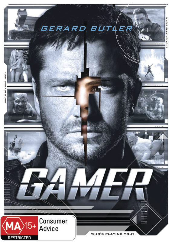 Gamer on DVD