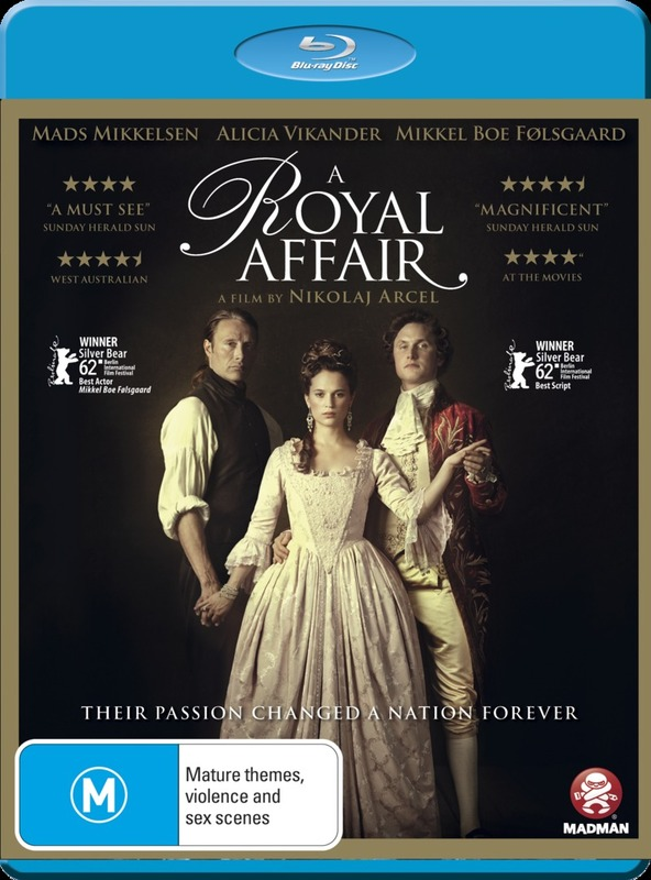 A Royal Affair on Blu-ray