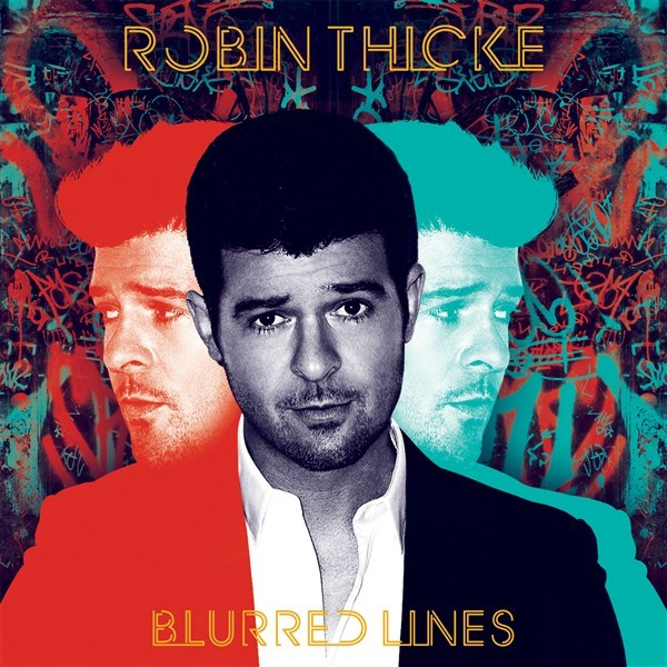Blurred Lines image