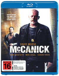 McCanick on Blu-ray