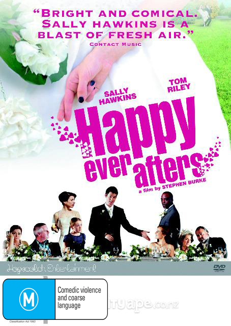 Happy Ever Afters on DVD