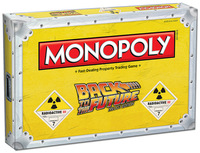 Monopoly: Back to the Future Edition