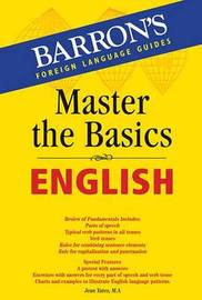 Master the Basics: English by Jean Yates