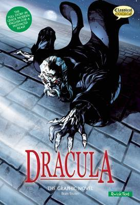 Dracula the Graphic Novel by Bram Stoker