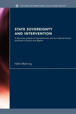 State Sovereignty and Intervention by Helle Malmvig image