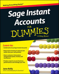 Sage Instant Accounts For Dummies by Jane E. Kelly