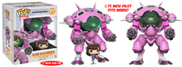 "Overwatch – D.VA & Meka 6"" Pop! Vinyl Figure"