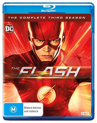 The Flash - Season 3 on Blu-ray image