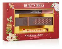 Burt's Bees Naturally Lovely Lipstick Gift Set (Suede Splash)